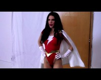 Secret Heroine Films Mercedes Raquel Marvel Girl