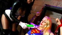 Alli Rae And Anastasia Pierce Supergirl Vs Zatanna Complete