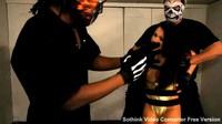 Hot Girl Bunny McQueen Beatdown In The Break Room