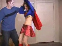 Android Punishes Superheroine Girl Linda Saree