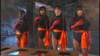 Japanese Schoolgirls Become Combatants For Alien Villainess