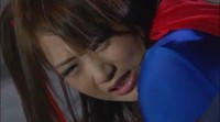 GVRD 12 Cute Japanese Super Heroine Get Clothes Shredded By Robotic Creatures Part 1