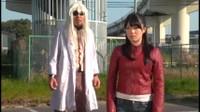 Time Traveler Helps Japanese Power Guardian