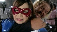 Japanese Super Heroine Spandexer