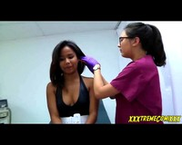 The Mighty Loni Legends Medical Exam