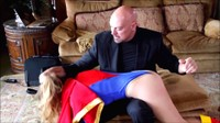 Superheroines Get Their Sexy Asses Spanked