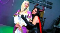 Succubus Punishes And Pleasures Jaina