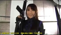 THP 47 Part 3 Beautiful Japanese Crime Fighters (Outtakes)