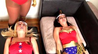 Paralyzed Superheroines Cali And Danielle 2