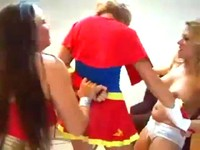 Superheroine Mind Control Molestation