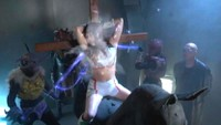 TRE 81 Part 1 Japanese Superheroine Beaten and Fondled