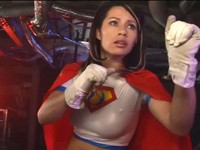 T1313 Japanese Superheroine Destruction