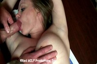 Blonde Girl Forced To Fuck And Suck