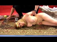 Hypnotized Blonde Robot Movie Part 2