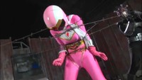 JMSZ 25 Part 1 Pink Ranger Destruction