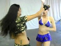 Heroine Martial Arts Cat Fight