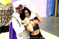 Superheroine Slave To The Sultan Part 10 Good End