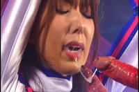 TRE 55 Part 2 Japanese Superheroine Tentacles And Torture