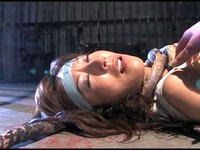 Japanese Heroine Attacked By Tentacles
