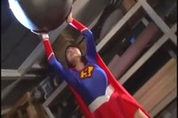 Japanese Super Lady And The Giant Ball Part 2