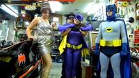 Campy Bat Tracy And Bat Man
