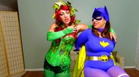 Bat Tracy Captured By Poison Ivy