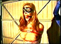 Vintage Superheroines Bound And Stripped