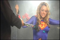 Blonde Superlady Sexual Humiliation (Outatkes)