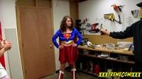 Super Girl Forced Lesbian