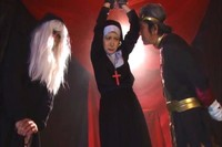 Villains Humiliate Japanese Nun And Superheroine 1