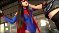 ZEOD 29 Japanese Superheroine Captured And Beaten