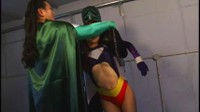 GIRO 54 Part 2 Big Villainess Abuses Spandexer
