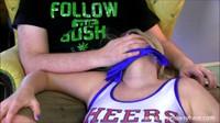 Chloroformed Girl Gives Blowjob 11