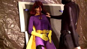 Superheroine Tied Up Groped And Stripped