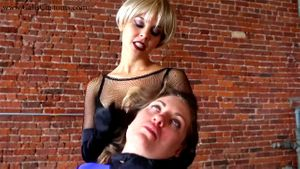 Superheroine Is Madams Limp Ragdoll