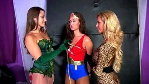 Wonder Babes Controlled By Ivy And Cheetah
