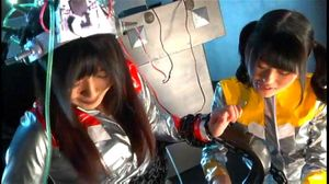 GIRO 03 Cute Japanese Power Rangers Are Sexy Servants