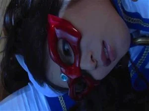 TGGP 58 Busty Japanese Magical Girl Violated