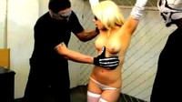 Anarchy Films Beat Down Of Electro Girl By Villains