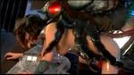 Japanese Wonder Woman Battles Bug Monsters