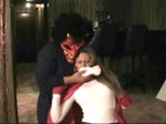 Power Princess Groped By Daemon