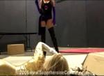 Superheroine Betrayed The Abused