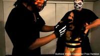 Hot Girl Bunny McQueen Beatdown In The Break Room