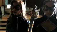 Villains Beating Down Sexy Blonde And Brunette Heroines