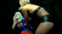 When Supergirl And The Seductress Battle The Sybian Wins