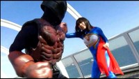 Japanese Heroine Receives Brutal Pounding And Beatdown By Aliens 1