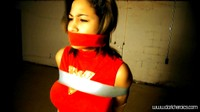 Latina Superheroine Fails To Clean Up Her City