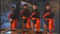 Japanese Schoolgirls Become Combatants For Alien Villainess