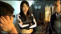 Sexy Japanese Space Police Woman Battles Alien Villains 3