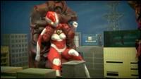 Giant Japanese Heroine Ultrawoman Raped By Huge Monsters